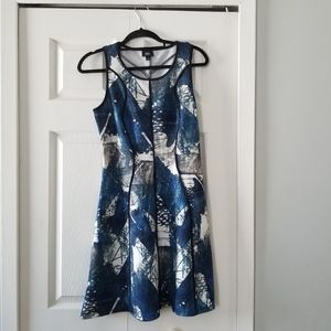 👗SLEEVELESS DRESS
